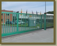 Commercial/Industrial Gates